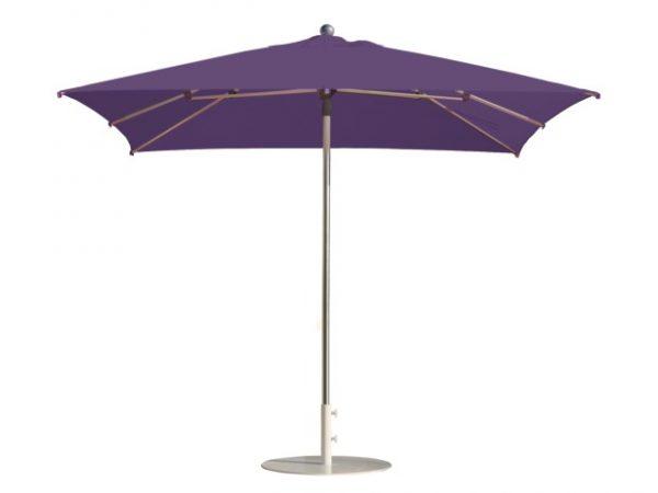Parasol droit mendoza violet